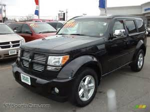 2010 Dodge Nitro For Sale 2010 Dodge Nitro Sxt 4x4 In Brilliant Black Pearl
