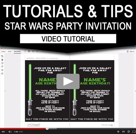 wars invitation template how to edit a pdf using adobe acrobat reader dc