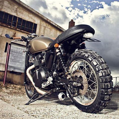 Triumph Motorrad Customizing by Times Customizing The Triumph Scrambler Bikes