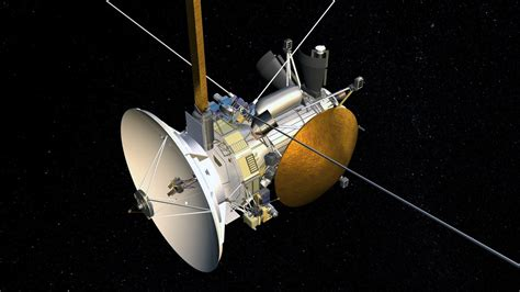 space craft from jpl spacecraft data suggest saturn moon s may