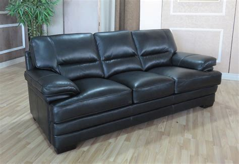 leyland 100 charcoal grey leather sofa set