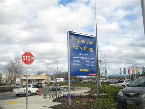 ikea hours cascade station business pictures in north portland