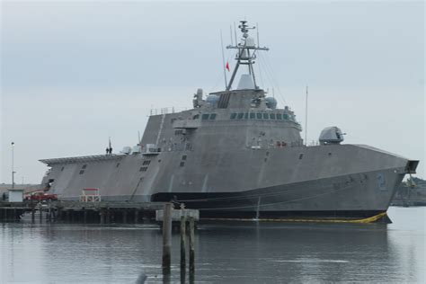 Fo St Bost On Amrik Navy big scary looking navy ship refueling in humboldt bay