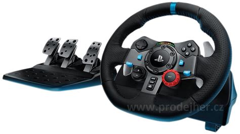 volante playstation 4 ps4 ovlada芻e gamepady volant logitech g29 driving