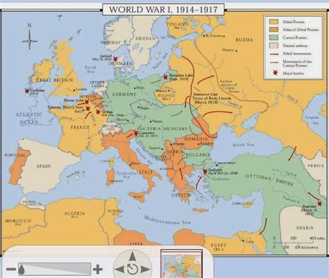 middle east map pre ww windows to the past world war 1 through maps