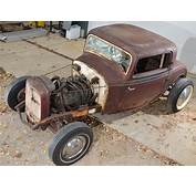 Champion Barn Find Long Lost '32 Ford Was Drag Racing