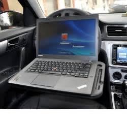 Laptop Steering Wheel Desk Laptop Steering Wheel Desk For Notepad Car Mount Mobile Seat Tray Cup Holder Ebay