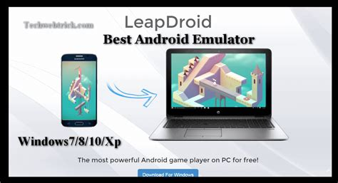 best android emulator for mac leapdroid emulator for pc windows 8 1 10 xp mac