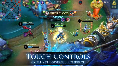mobile legends pc mobile legends android apps on play