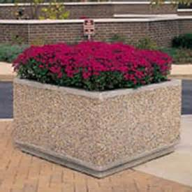 outdoor furniture equipment planters wausau tile