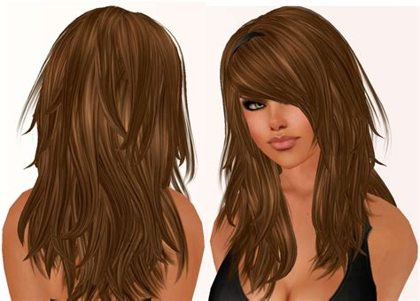 medium hairstyles with lots of layers long layered hair bangs lots layers side medium hair