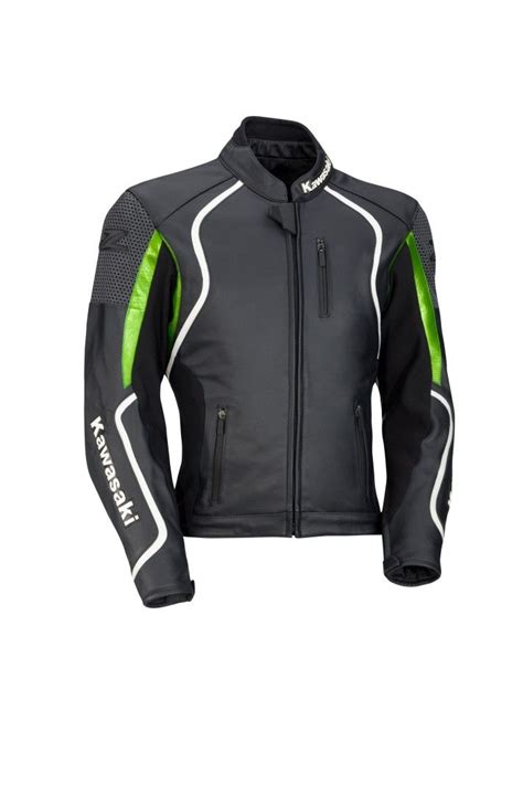 kawasaki riding jacket gt superbikes z leather jacket 104rgm0284