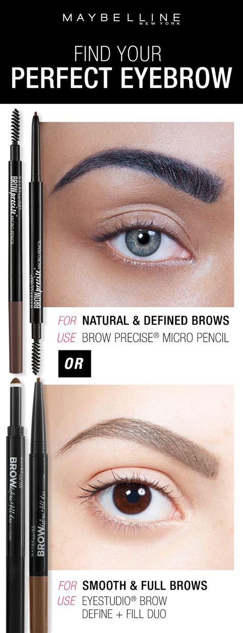 Maybelline Fashion Brow Kit best 25 maybelline eyebrow ideas on maybelline eyebrow pencil maybelline fashion