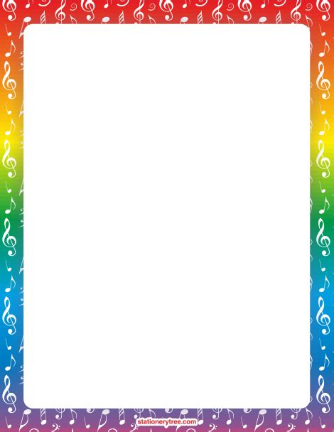 printable music stationery printable music stationery and writing paper free pdf