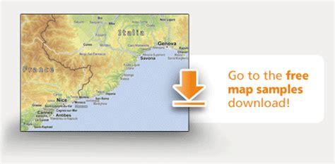 digital maps for google earth pro – gfk geomarketing