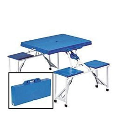 Folding Cing Picnic Table And Chairs by Folding Picnic Table Chairs Co Uk Garden Outdoors