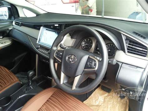 Karpet Mobil Toyota All New Kijang Innova 5 Lembar jual mobil toyota kijang innova 2016 v 2 4 di dki jakarta automatic mpv putih rp 370 800 000