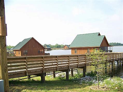 Poverty Point Lake Cabins by Poverty Point Reservoir State Park A Louisiana Park