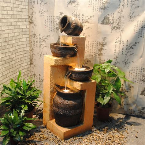 gorgeous but cheap water fountains indoor savary homes