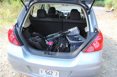 nissan tiida trunk space review 2011 nissan versa 1 8s the truth about cars