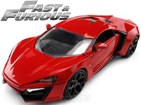 Lykan Hypersport Fast Furious Skala 24 quot fast furious quot furious 7 lykan hypersport 1 24 scale
