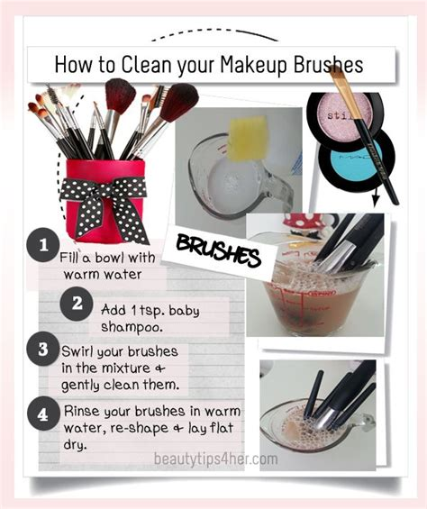 And Makeup Debate How Often Do You Wash Your Hair by 17 Best Images About How To Clean Makeup Brushes On
