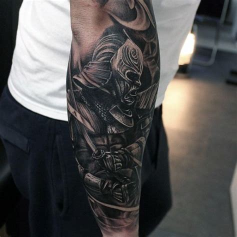 100 warrior tattoos for tattoos for