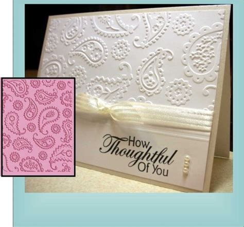 embossing kits card 1000 ideas about embossing machine on card