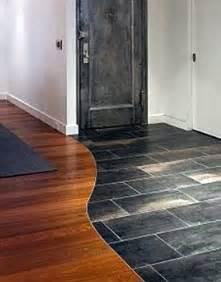 Installing Laminate Flooring Underlayment - installing hardwood against tile transition without moldings