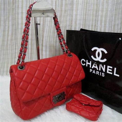 Tas Kulit Merah Promo tas branded murah grosir batam murah shop