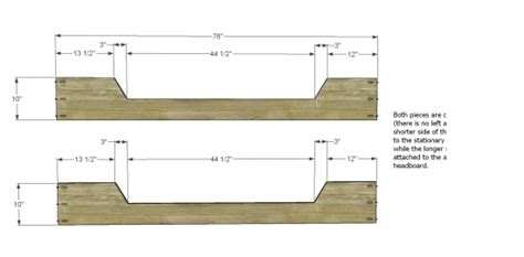 free diy furniture plans to build an adjustable to bed the design confidential