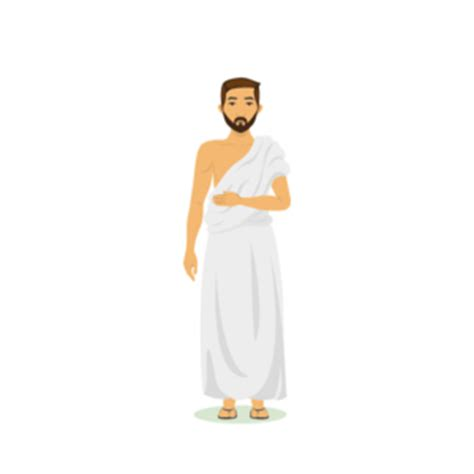 showing the right arm while wearing ihram: a must?