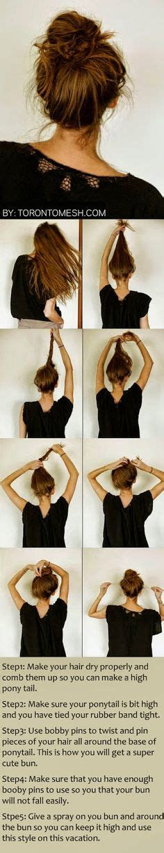 and easy hairstyles for school step by step search hairstyles easy