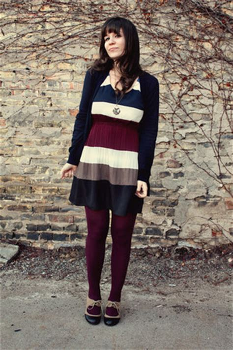 Dress Mercy Maroon maroon tights how to wear maroon tights page 5 chictopia