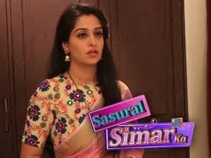 sasural simar ka colors simar to stop anjali vikram s marriage in sasural simar ka