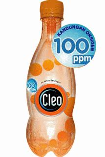 Air Kemasan Cleo Cleo Air Minum Murni