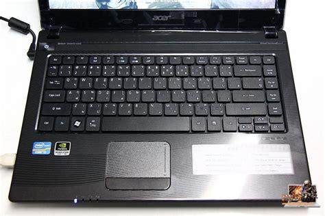 Laptop Acer Aspire 4752g preview acer aspire 4752g แรงค ม เอาใจคนงบน อย