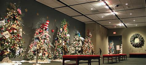 reagan library annual christmas tree display opens sunday