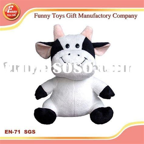wholesale most popular famous cow plush toys stuffed toys