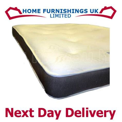 Special Size Mattresses Uk by Special Size Open Coil Sprung Mattress Ikea 2ft6 Quot X 5ft3 Quot Free Delivery Ebay