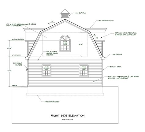 Medeek Design Inc Gambrel Roof Study | medeek design inc gambrel roof study