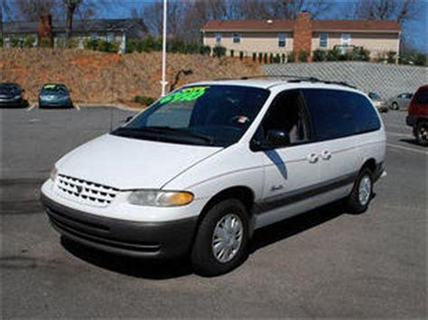 voyager dude 1999 plymouth grand voyagerse minivan s photo gallery at cardomain