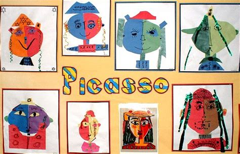 picasso paintings ks1 key stage 1