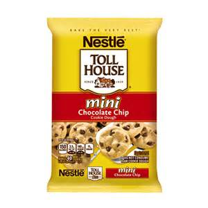 nestle toll house cookie recipe acme nestle toll house cookies for just 1 00 each 3 18 ftm