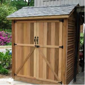 Wooden Outdoor Storage Sheds by Maximizer 6 Ft W X 6 Ft D Wood Storage Shed Wayfair