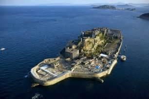 Mitsubishi Island Skyfall Hashima Island And How Do They Steve