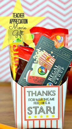 printable gift cards theatres teacher appreciation gift movie gift card idea a free