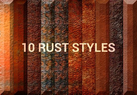 rust pattern for photoshop grungy rust styles free photoshop styles at brusheezy