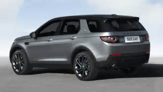 new land rover discovery images