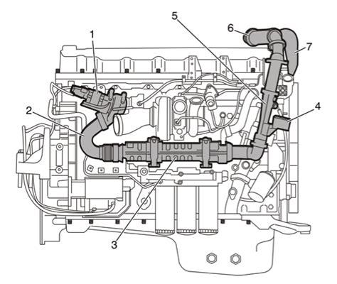 egr valve diagram volvo d13 egr valve wiring diagrams repair wiring scheme